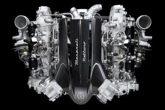 630 lóerős a Maserati új V6-os turbómotorja