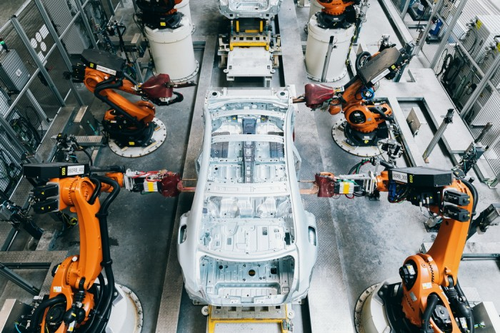 Helping car factories even at home can get help