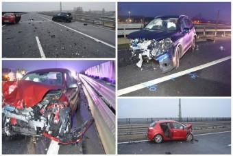 Forgalommal szembe hajtott az M5-ösön a 85 éves férfi, halálos baleset lett a vége
