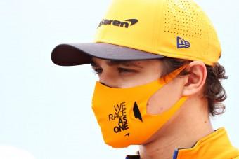 F1: Meghökkentő vallomást tett a McLaren pilótája