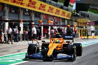 F1: Rajtbüntetés a dobogós pilótának