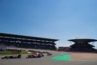 Vettel: Baj lehet az időjárással a Nürburgringen 2