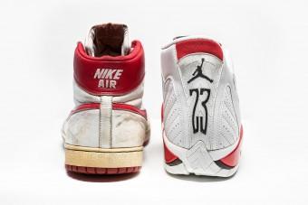 Ez lehet Michael Jordan legdrágább cipője