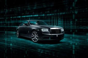 Rolls-Royce, a Mátrix hangulatában