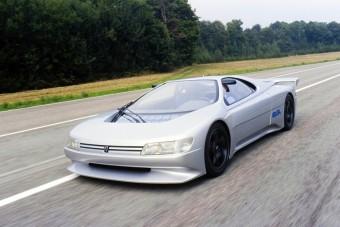 Így nem lett a Peugeot-nak szupersportautója