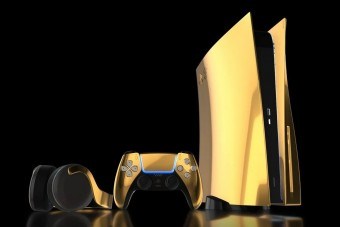 Már biztosan lesz színarany PS5 is