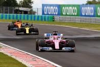 F1: Volt dolgozó súgott a pink Merciről 2