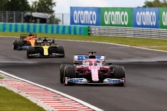F1: A Renault ismét óv a Racing Point miatt