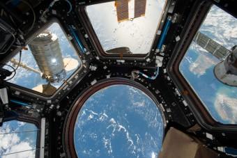 Váratlanul módosítani kellett a Nemzetközi Űrállomás pályáját