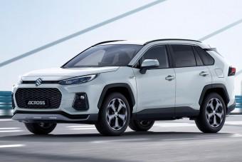 Új Suzuki szabadidő-autó, Toyota-hibriddel