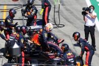F1: Motorcsere a Williamsnél, Verstappenék megússzák 2