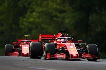 F1: Így került lejtőre a Ferrari