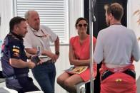 F1: Megrovást kaptak a Ferrari-versenyzők 1