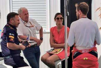 F1: Rászólt Vettelre és a Red Bullra az FIA