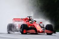 Ferrari: Az autónak fekszik a Hungaroring 1