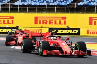 F1: Teljes átszervezést követelnek a Ferrarinál