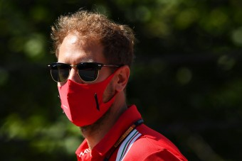 F1: Máris cáfolták a Vettel-pletykát