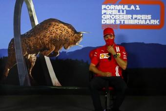F1: Vettel igent mondana a Red Bullnak