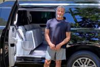 Sylvester Stallone vett egy új sportautót, amelynek gyönyörű a színe 4