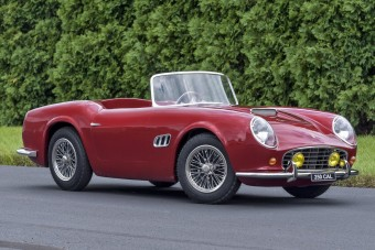 Egy vagyont ér ez a falatnyi Ferrari