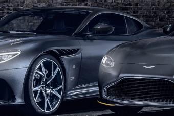 James Bond-autókat épített az Aston Martin