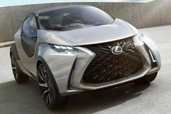 Elektromos kisautót fejleszthet a Lexus