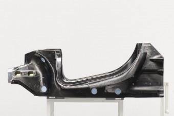 Vadonatúj padlólemezt mutatott be a McLaren