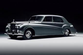 135 millióért neked is lehet elektromos Rolls-Royce-od