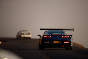 Nem találsz most ennél gyorsabb Corvette-et