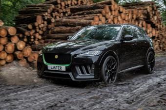 666 pokoli lóerő a Jaguar szabadidő-autójában