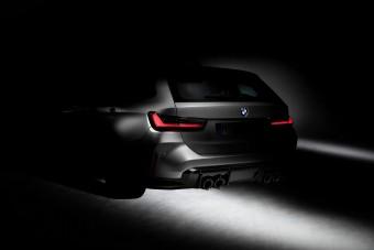 Hivatalos: már csak évek kérdése, és megérkezik az első M3 Touring