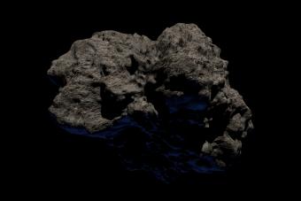 Eddig csak a Földön észlelt ásványt találtak egy messzi kisbolygón