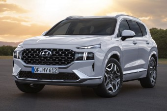 Terepüzemmód-választót is kap a Hyundai nagy terepjárója