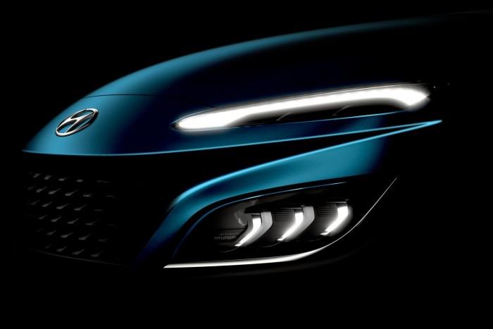 Sportos kompakt modellt vezet be a Hyundai 2