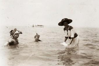 Ilyen volt a balatoni nyár száz éve