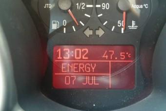 Tudod, mennyire melegszik fel az autód utastere 10 perc alatt a napon?