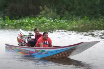 A thai versenyladikok világa közelről nézve őrültebb, mint hinnénk