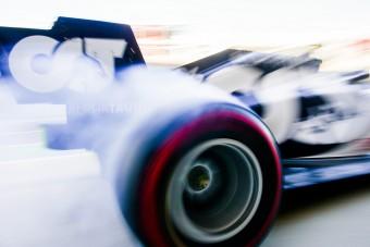 F1: Kiakadtak a használhatatlan gumik miatt