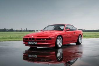Az Alpina B12 a 90-es évek legsúlyosabb BMW-je