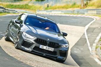 Az AC Schnitzer is hozzátette lóerőit a BMW M8-ashoz