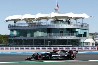 F1: Bottasé az első vér Silverstone-ban