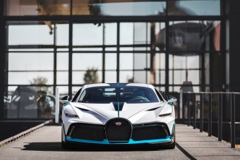 Milliárdokért is pillanatok alatt elfogy a Bugatti Divo