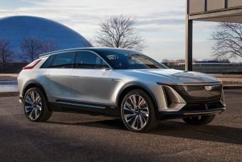 A Lyriq a Cadillac elektromos jövőképe