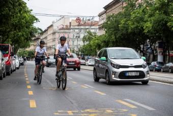 Így nyúlnak hozzá Budapesthez a forgalomcsillapítás miatt