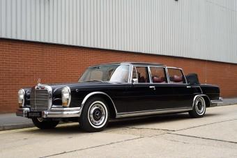 A togói diktátor 600-as Mercedese