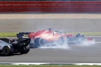 F1: Megint összetűzésbe került Vettel a Ferrarival