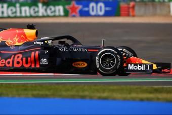 F1: Verstappen megtréfálta a Mercit, nyert Silverstone-ban
