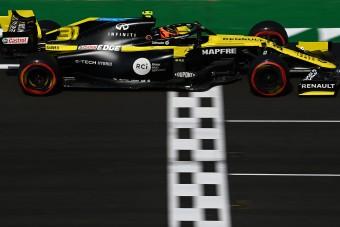 F1: Kiállt francia versenyzője mellett a Renault