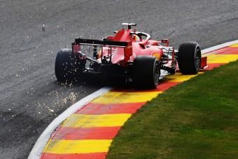 F1: Rég látott mélységben a Ferrari