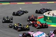 F1: Kiadná a csapatok titkait a Merci-főnök 2